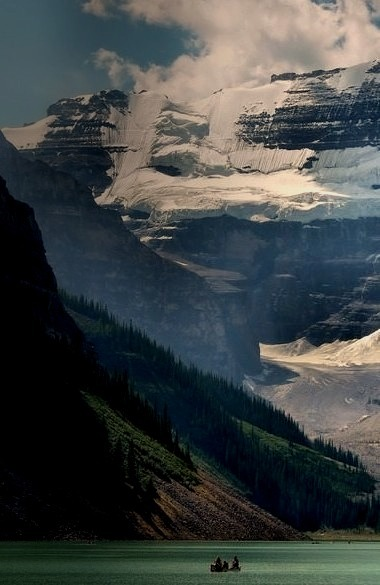 Glacier Fed Lake, Alaska