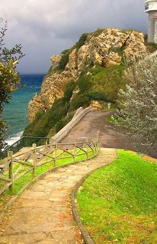 To the Lighthouse, Basque Country, Spain