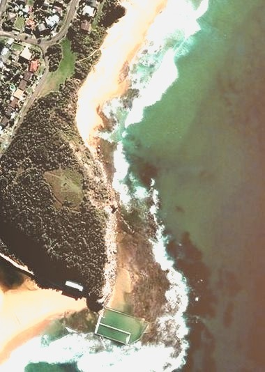 North Narrabeen Pool, New South Wales