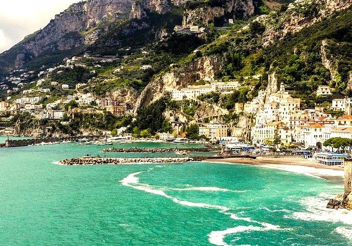 Amalfi Coast, Salerno